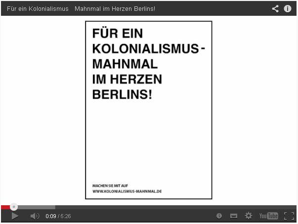 Kolonialismus-Mahnmal in Berlin: Bekommt das Berliner Stadtschloss einen Begleiter?