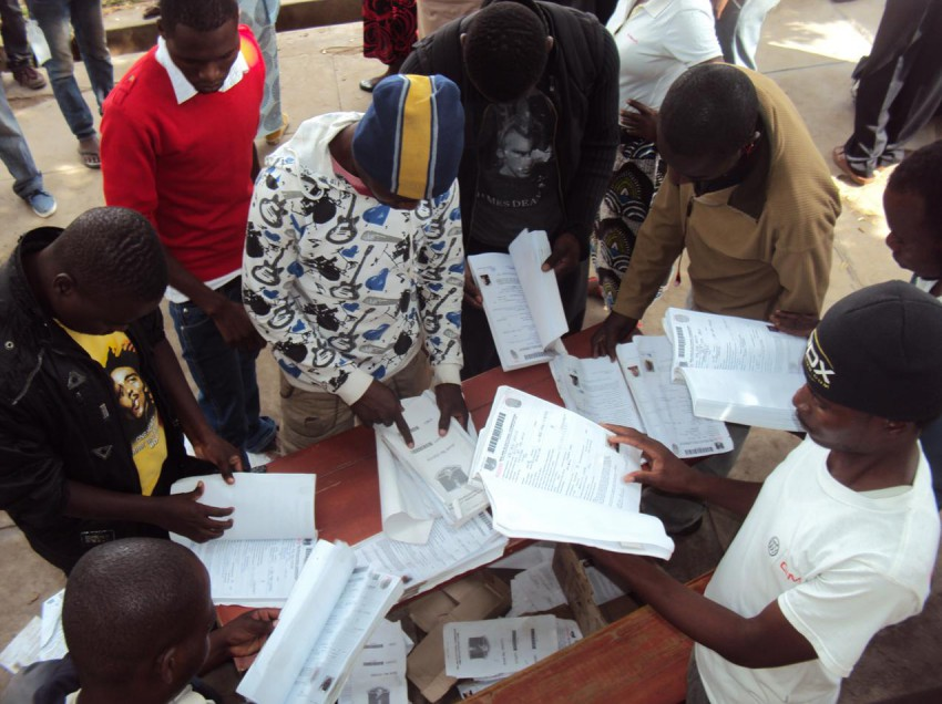 Malawi Elections a Logistic Mess in some Districts