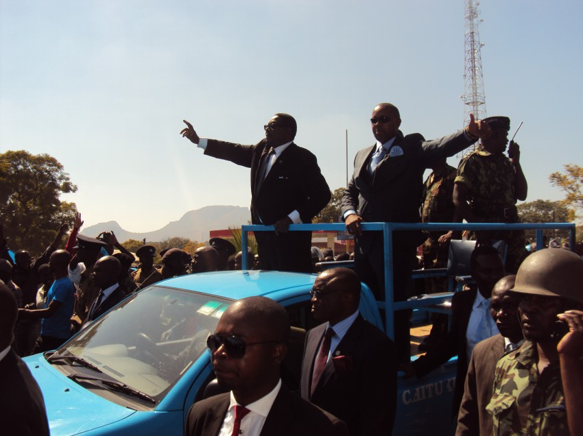 Malawi: Peter Mutharika sworn in as President