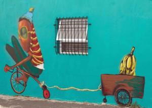 Paint Your Wagon by Breeze Yoko © Derek Smith, follow him here