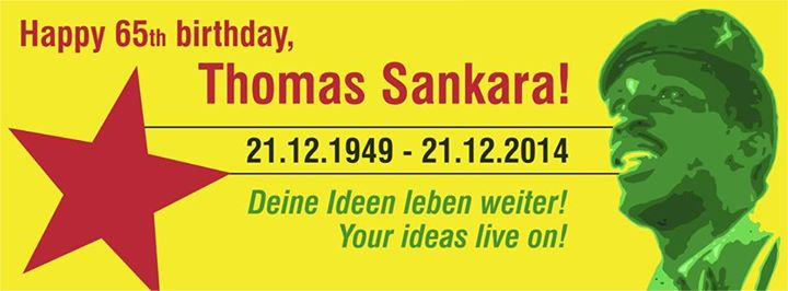 Africavenir.org erinnert an Thomas Sankara