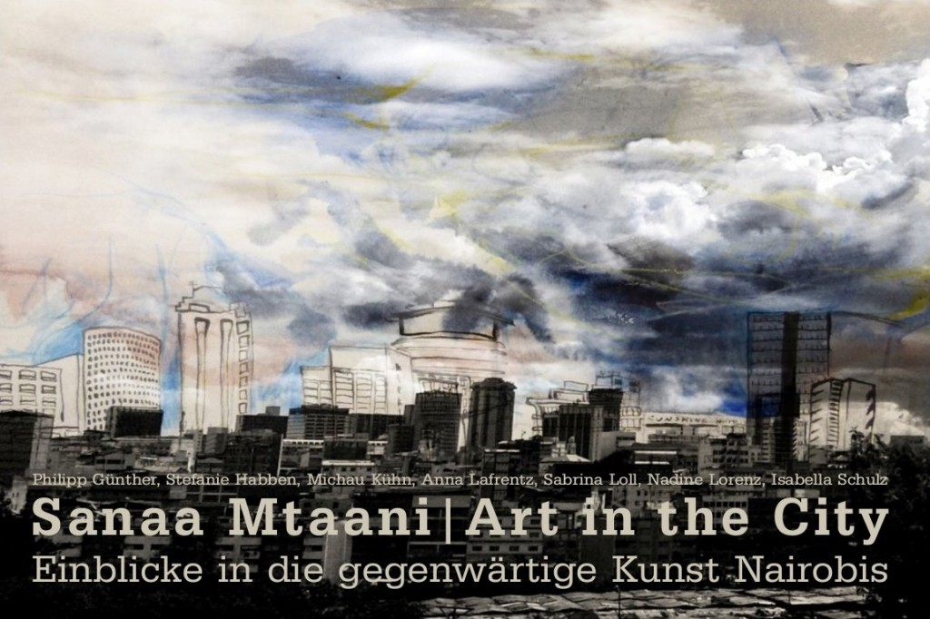 Sanaa Mtaani - Art in the City (all rights reserved)