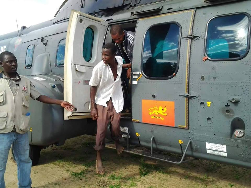 Malawi Flood Update