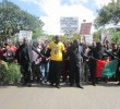 Concerned Malawians Protests Against South African Xenophobic Attacks