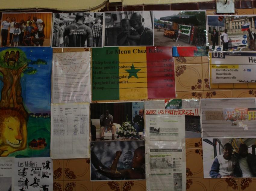 Maffe, Medikamente und Motivation – mehr als nur ein Bistro für Illegalisierte in Marokko