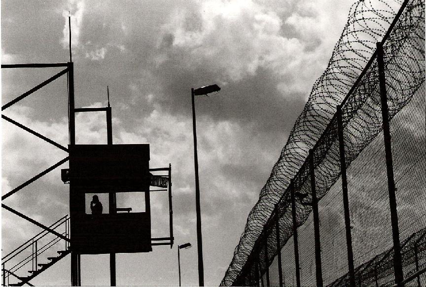 EU-Außengrenze bei Melilla. Foto: Sara Prestianni