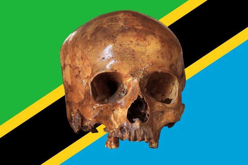 Tansania fordert offiziell Schädel von deutschen Museen zurück